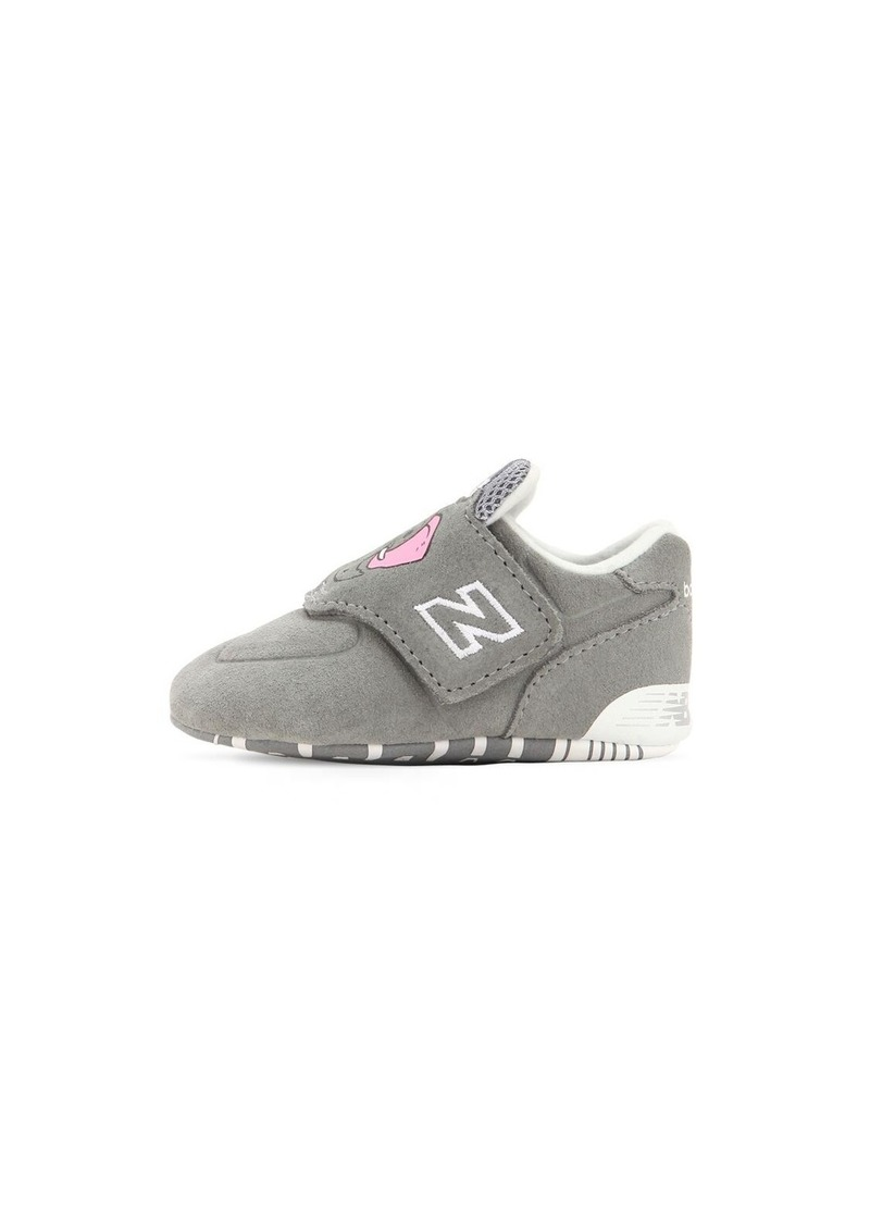 New Balance 574 Elephant Print Suede Shoes