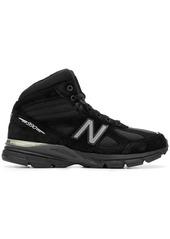 New Balance 990v4 hi-top sneakers