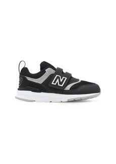 New Balance 997 Faux Leather Strap Sneakers
