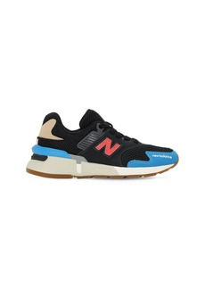 New Balance 997 Mesh Lace-up Sneakers