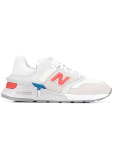 New Balance 997 panelled chunky-sole sneakers