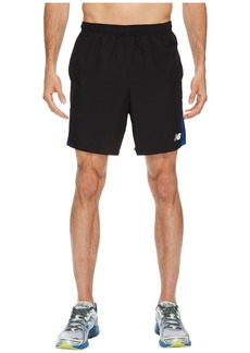 "New Balance Accelerate 7"" Short w/ Brief"
