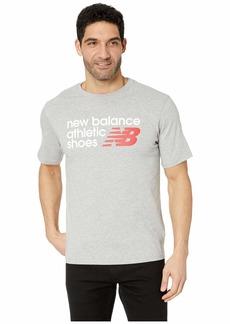 New Balance Athletic Shoebox Tee