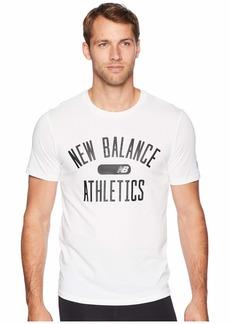 New Balance Athletics Heathertech Tee