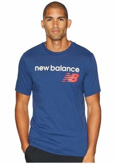New Balance Athletics Main Logo Tee