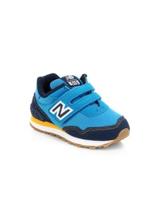 New Balance Baby's & Little Boy's 515 Mixed Media Sneakers