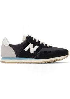 New Balance Black COMP 100 Sneakers