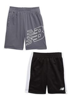 New Balance Boy's 2-Pack Performance Shorts