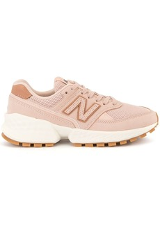 New Balance chunky low top sneakers
