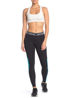 New Balance Colorblock Accent Tights
