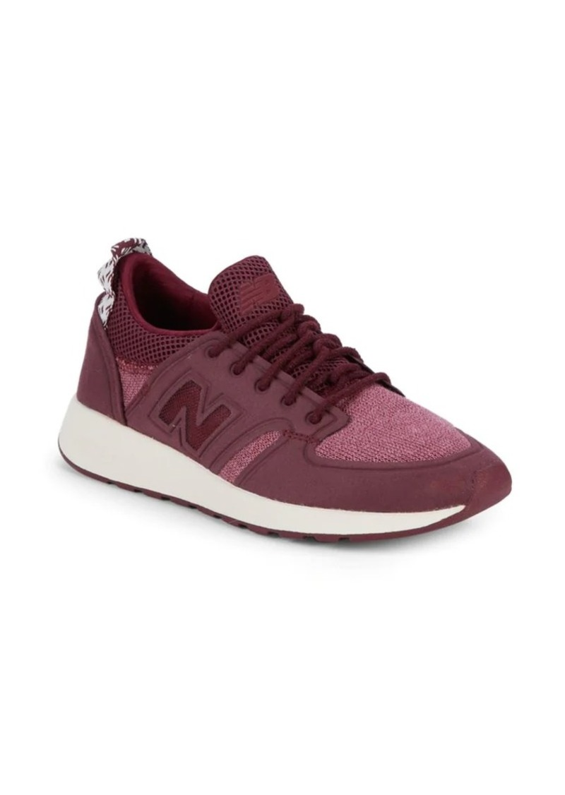 New Balance Colorblock Low-Top Sneakers