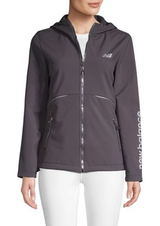 New Balance Contrast Active Jacket