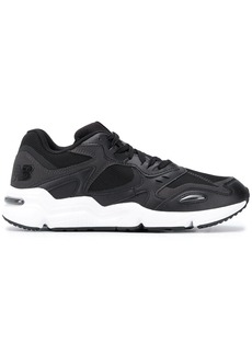 New Balance contrast panel sneakers