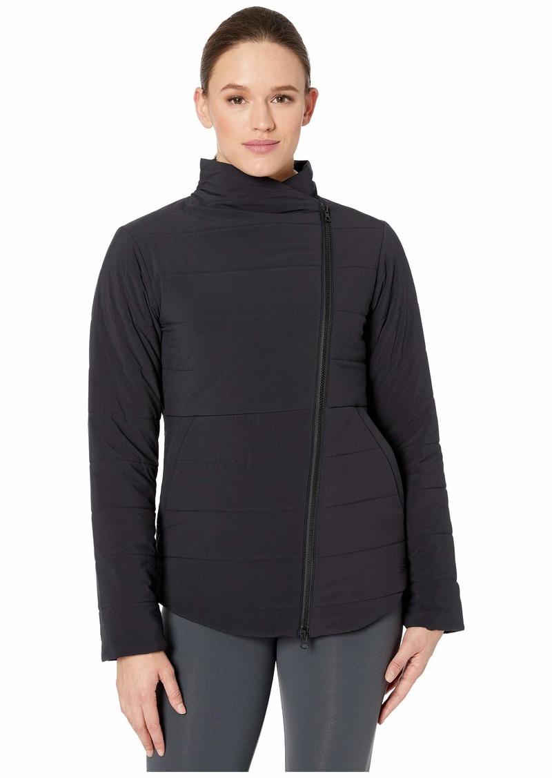 New Balance Determination NB Heat Flex Asymmetrical Jacket