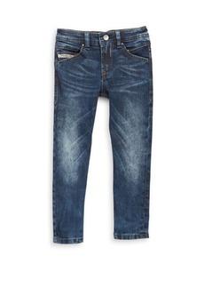 Diesel Toddler's, Little Boy's, & Boy's Five-Pocket Jeans
