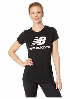 New Balance Essentials Logo Tee