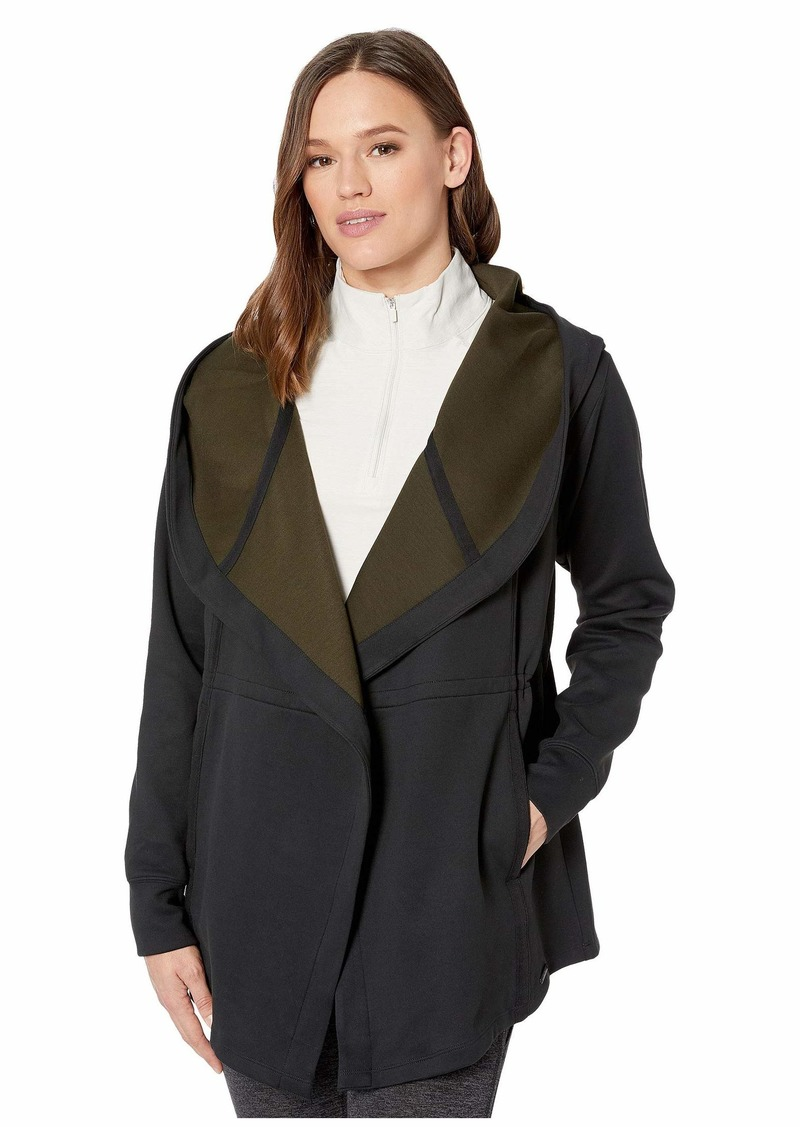 New Balance Evolve Well Being Hooded Jacket