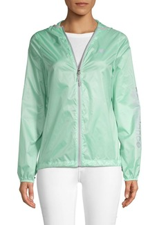 New Balance Full-Zip Rain Jacket