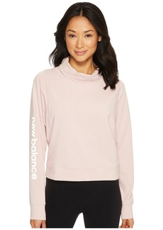 New Balance Funnel Neck Layer Top