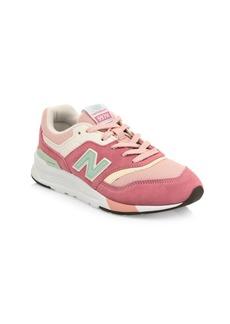 New Balance Girl's 997 Sneakers