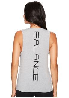 New Balance Graphic Layering Tank Top