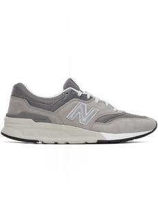 New Balance Grey 574 Core Sneakers