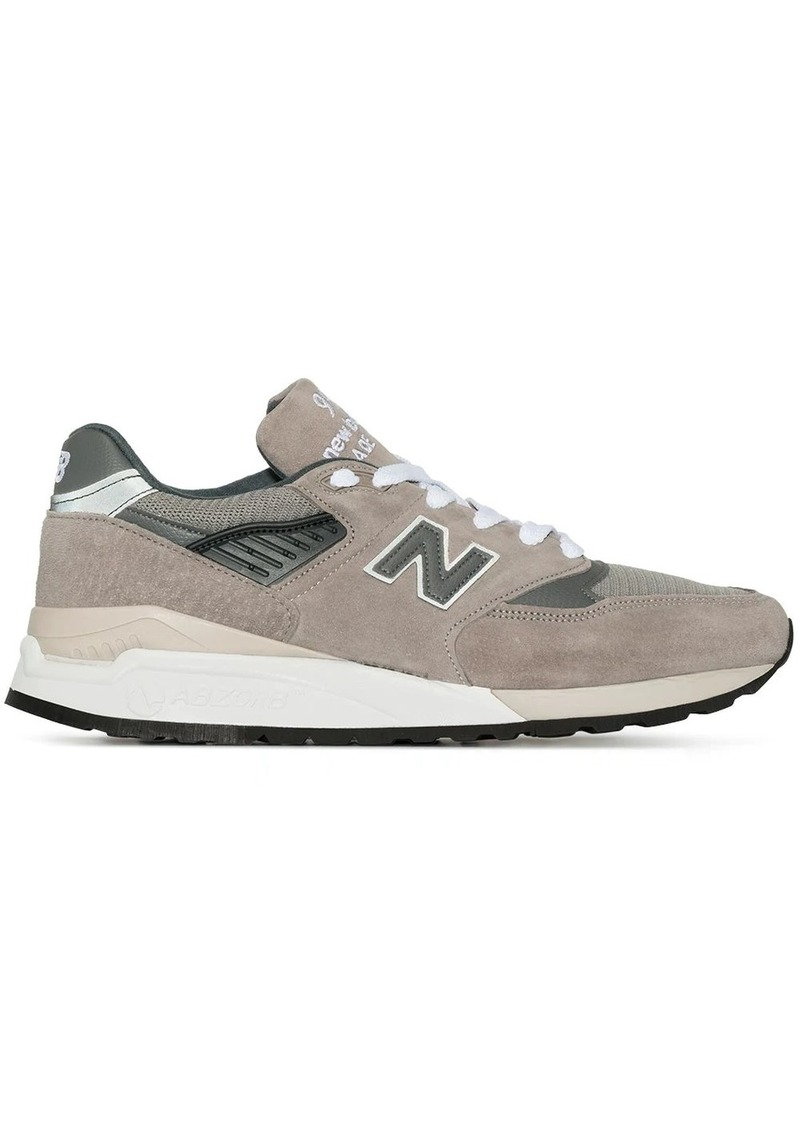 New Balance 998 suede sneakers