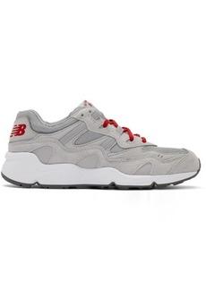 New Balance Grey No Vacancy Inn Edition NB 850 Sneakers