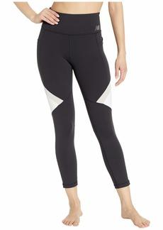 New Balance High-Rise Transform Pocket Crop Pants