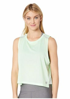 New Balance Ice Crop Tank Top