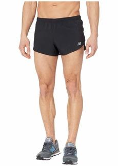 New Balance Impact Run 3-Inch Split Shorts