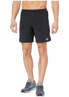 New Balance Impact Run 7-Inch Shorts