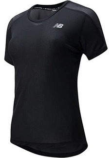 New Balance Impact Run Short Sleeve