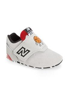 Infant Boy's New Balance 574 Crib Sneaker