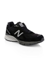 New Balance 990 Made in USA Suede Sneakers