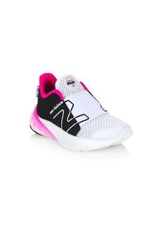 Little Girl's & Girl's New Balance ROAVV2 High Tech Sneakers