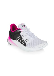 New Balance Little Girl's & Girl's Roavv2 Sneakers