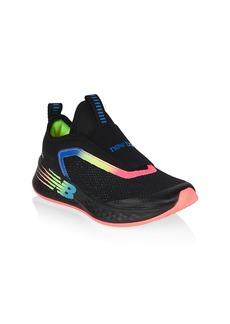 New Balance Little Girl's & Girl's Slip-On Sneakers