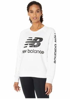 New Balance Logo Crew