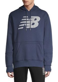 New Balance Logo Hoodie
