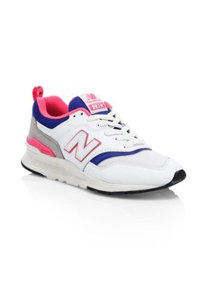New Balance 997H Lace Up Sneakers