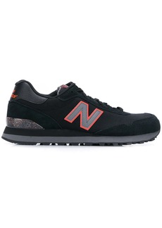 New Balance logo sneakers