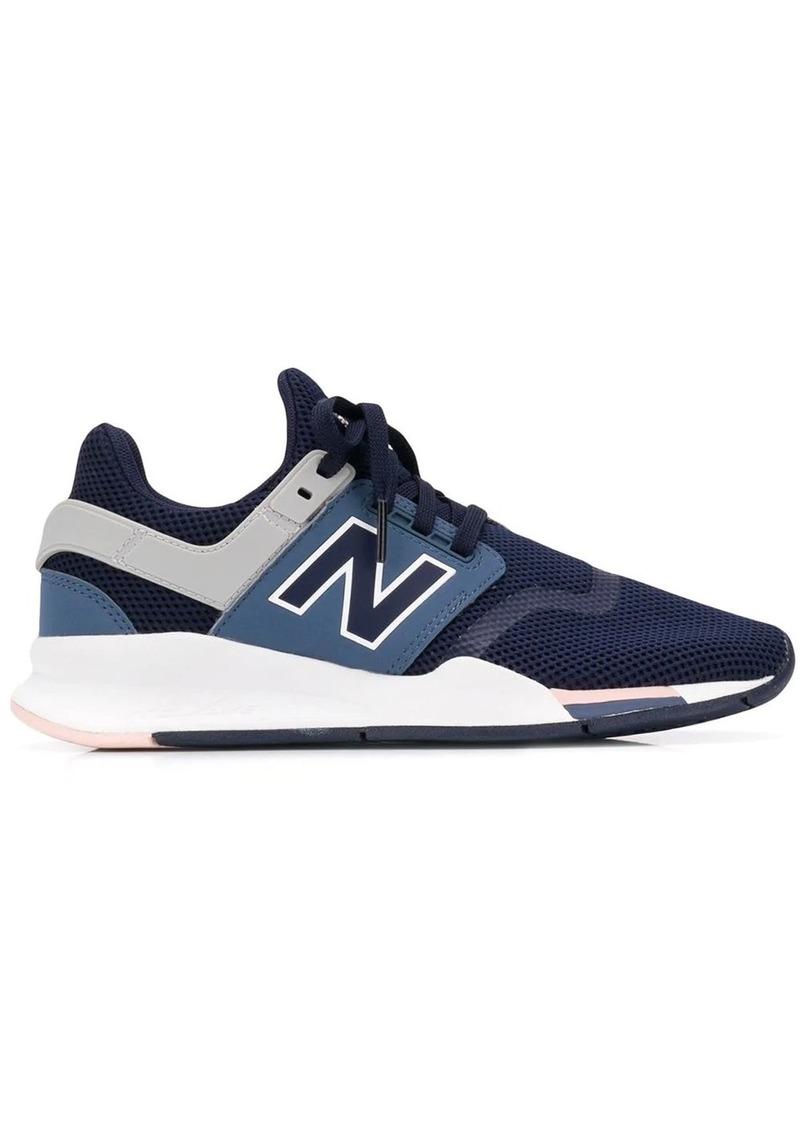 New Balance mesh low panel sneaker