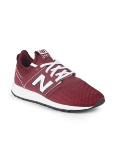 New Balance Mesh Paneled Sneakers