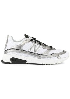 New Balance metallic low top sneakers
