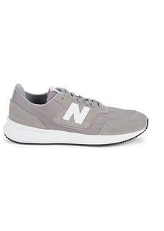 New Balance Mixed-Media Sneakers