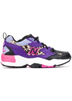 New Balance MX608 lace up sneakers