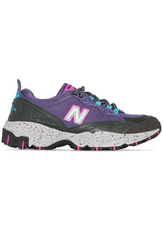New Balance multicoloured ML801 low top sneakers