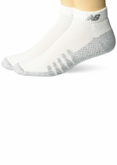 New Balance 2 Pack Coolmax Low Cut Socks
