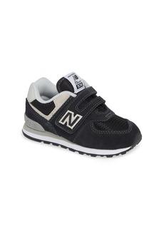 New Balance '574 Core' Sneaker (Walker & Toddler)